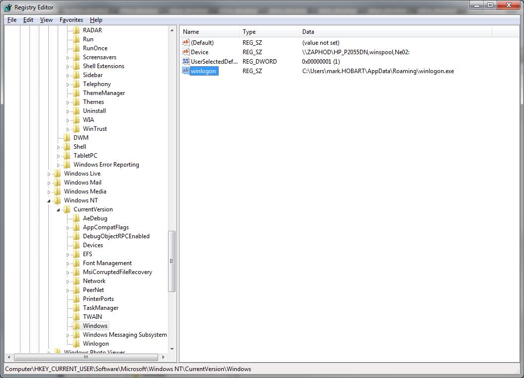 Windows 7 | Marc Durdin's Blog