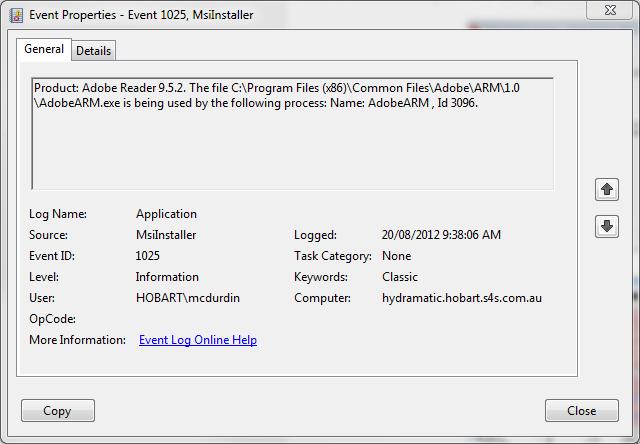 adobe reader 9.5.2
